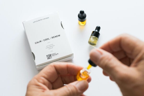 Serums and dosages for optimum medical cannabis usage
