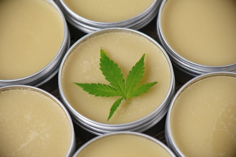 NEW ACTIVATED CANNABINOID BALM